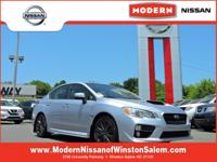 2015 Subaru Impreza WRX Base Recent Arrival! One Owner,