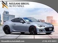 New Price! CARFAX One-Owner. Silver 2015 Subaru BRZ
