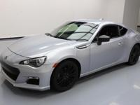 2015 Subaru BRZ with 2.0L H4 Engine,6-Speed Manual