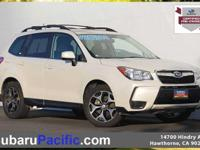 Sunroof/Moonroof, Forester 2.0XT Premium Premium, 2.0L