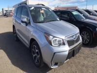 Options:  2015 Subaru Forester 2.0Xt Touring|It's Ready