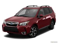 Recent Arrival! Dark Gray Metallic 2015 Subaru Forester