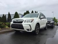 Come check out our gorgeous 2015 Subaru Forester 2.0XT