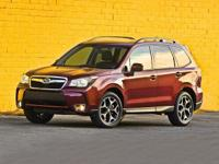 CARFAX One-Owner. Clean CARFAX. 2015 Subaru Forester