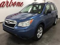 CARFAX One-Owner. Clean CARFAX. Quartz Blue Pearl 2015