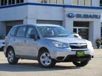 **** RARE STICK SHIFT FORESTER **** This 2015 Subaru