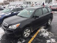 This 2015 Subaru Forester 2.5i is proudly offered by
