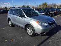 29,000 mile Certified Pre-Owned AWD Forester with Alloy