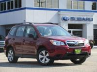 **** ONE OWNER TRADE-IN VEHICLE **** This 2015 Subaru