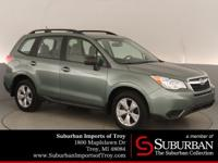 Certified. CARFAX One-Owner. 2015 Subaru Forester 2.5i,