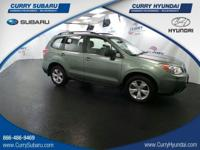Check out this 2015 Subaru Forester 2.5i. Its Variable