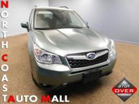 2015 Subaru Forester 2.5i Limited AWD AWD- All wheel
