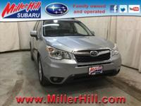 2015 Subaru Forester 2.5i Limited ready to go! One of