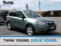 2015 Subaru Forester 2.5i Limited This vehicle is