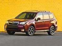 2015 Subaru Forester with only 22284 on the odometer,