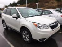 FORESTER 2.5I LIMITED 4D SUV  Options:  Abs Brakes