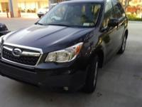 This 2015 Subaru Forester 2.5i Limited is offered to