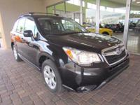 This charming 2015 Subaru Forester is the rare family