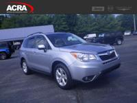 Used 2015 Subaru Forester, stk # 171343, key features
