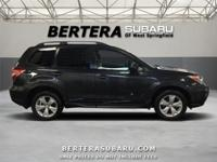 Climb inside the 2015 Subaru Forester! Very clean and