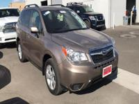Options:  2015 Subaru Forester 2.5I|All Wheel
