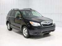 Options:  2015 Subaru Forester 2.5I Premium|Crystal