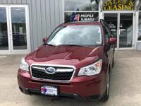 Step into the 2015 Subaru Forester! This is a superior