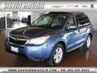 Options:  2015 Subaru Forester 2.5I Premium|Fresh Oil