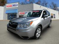This 2015 Subaru offered at Certicare  Huntington.  The
