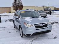 This outstanding example of a 2015 Subaru Forester 2.5i