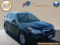 Discerning drivers will appreciate the 2015 Subaru