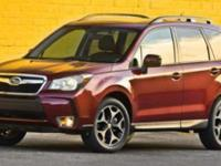 EPA 32 MPG Hwy/24 MPG City! CARFAX 1-Owner, ONLY 31,954