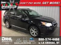 Recent Arrival! 2015 Subaru Forester 2.5i Touring