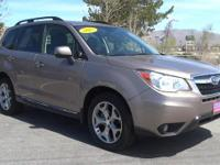 Burnished Bronze Metallic 2015 Subaru Forester 2.5i