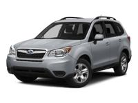 WOW!.... ONE-OWNER!.... SUBARU CERTIFIED PRE-OWNED