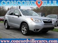 Right SUV! Right price! Concordville Nissan Subaru