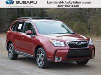Body Style: Wagon Engine: H4 Exterior Color: Red