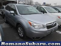 Take command of the roadway in the 2015 Subaru