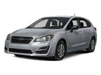 15 SUBARU IMPREZA WAGON, CLEAN CARFAX, ROOF RACK,