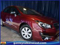 Certified all wheel drive impreza! Comes included with