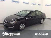 Impreza trim. ONLY 44,590 Miles! iPod/MP3 Input,