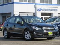 **** AFFORDABLE ALL WHEEL DRIVE **** This 2015 Subaru