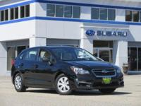 **** ONE OWNER OFF LEASE TURN-IN **** This 2015 Subaru