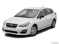 Recent Arrival! Dark Gray Metallic 2015 Subaru Impreza