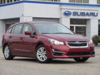**** LOW MILES SERVICED IN HOUSE **** This 2015 Subaru