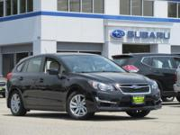 **** ONE OWNER LEASE / GOOD MILES **** This 2015 Subaru