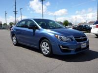 CARFAX One-Owner. Clean CARFAX. 2015 Subaru Impreza AWD