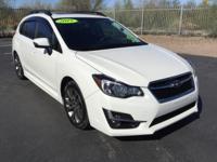 Impreza 2.0i Sport Limited, Subaru Certified Factory