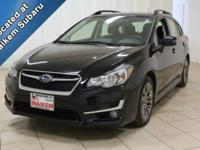 Options:  2015 Subaru Impreza 2.0I Sport Limited|This