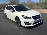 Impreza 2.0i Sport Premium, 4D Hatchback, All Wheel